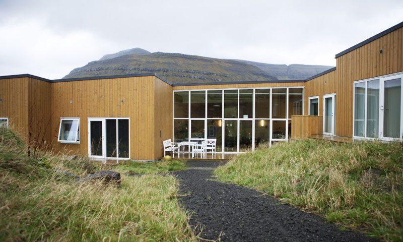 Vardar bústaðir í Klaksvík